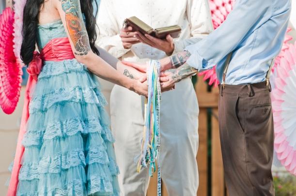 Celtic Wedding.