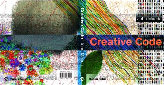Book cover by John Maeda