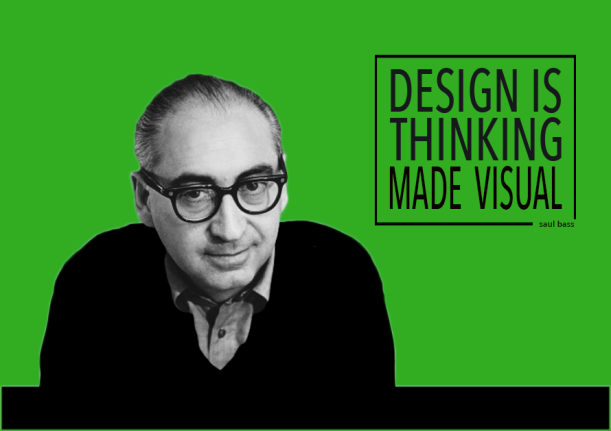 Image: Saul Bass - collage by Rui Martins